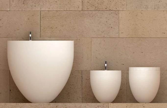 oval bathroom suites ceramica cielo le giare