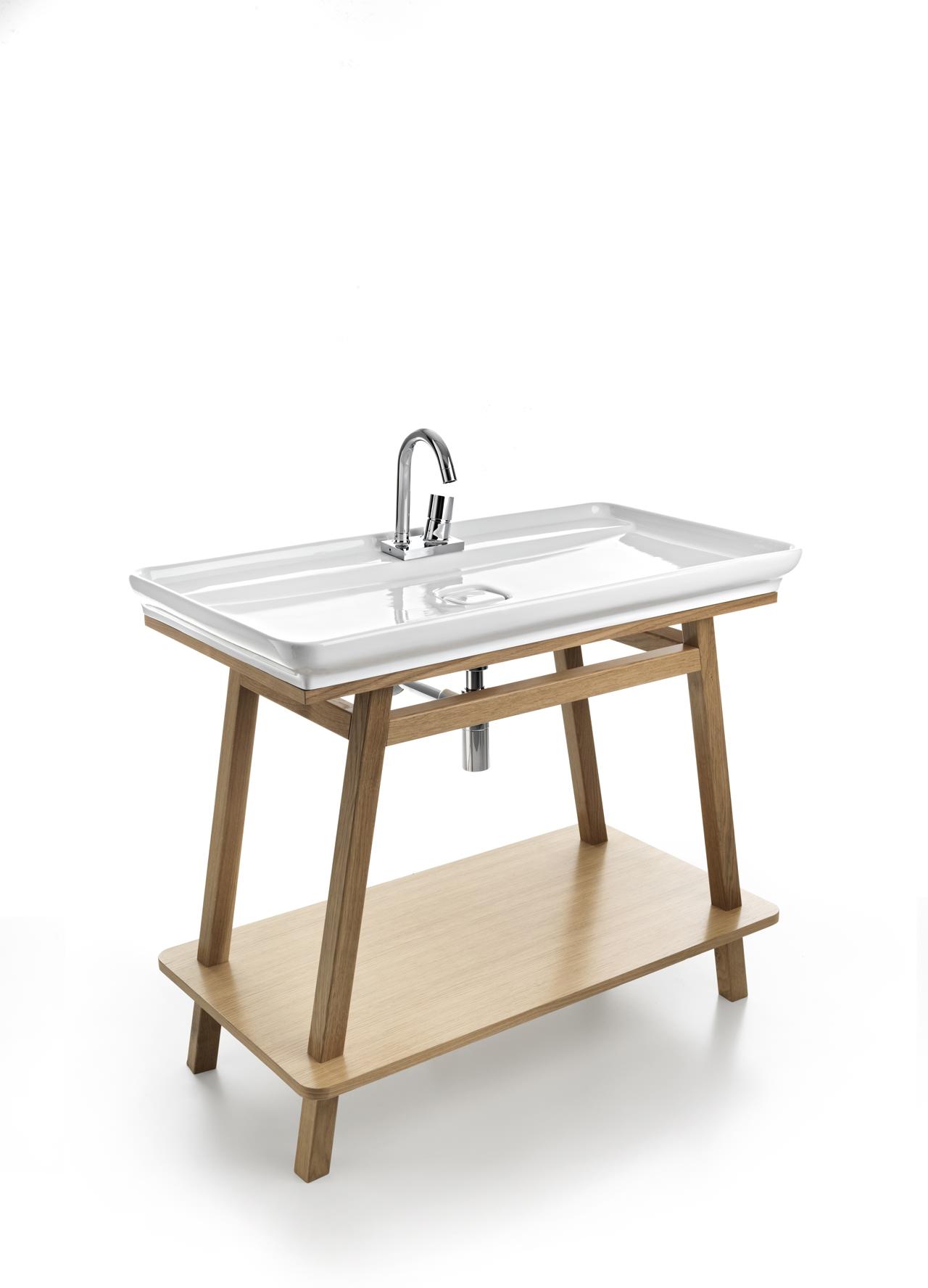 Skinny Sink : ... Skinny Bathroom Sink By Artceram ? skinny bathroom sink artceram-3