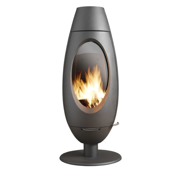 wood fireplace poele a bois ove-2