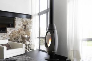 wood fireplace poele a bois ove