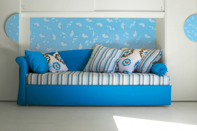 Versatile Sofa Bed by Milano Bedding