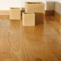 Wooden Floor Design by Nolte Parket