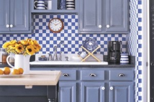 how to retrofy your kitchen