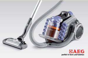 vacuum cleaner aeg ultra captic