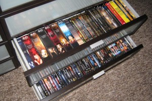 cd dvd racks