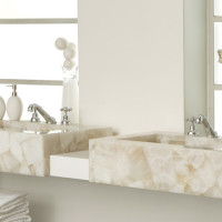 Use durable bathroom vanities to add style to your home