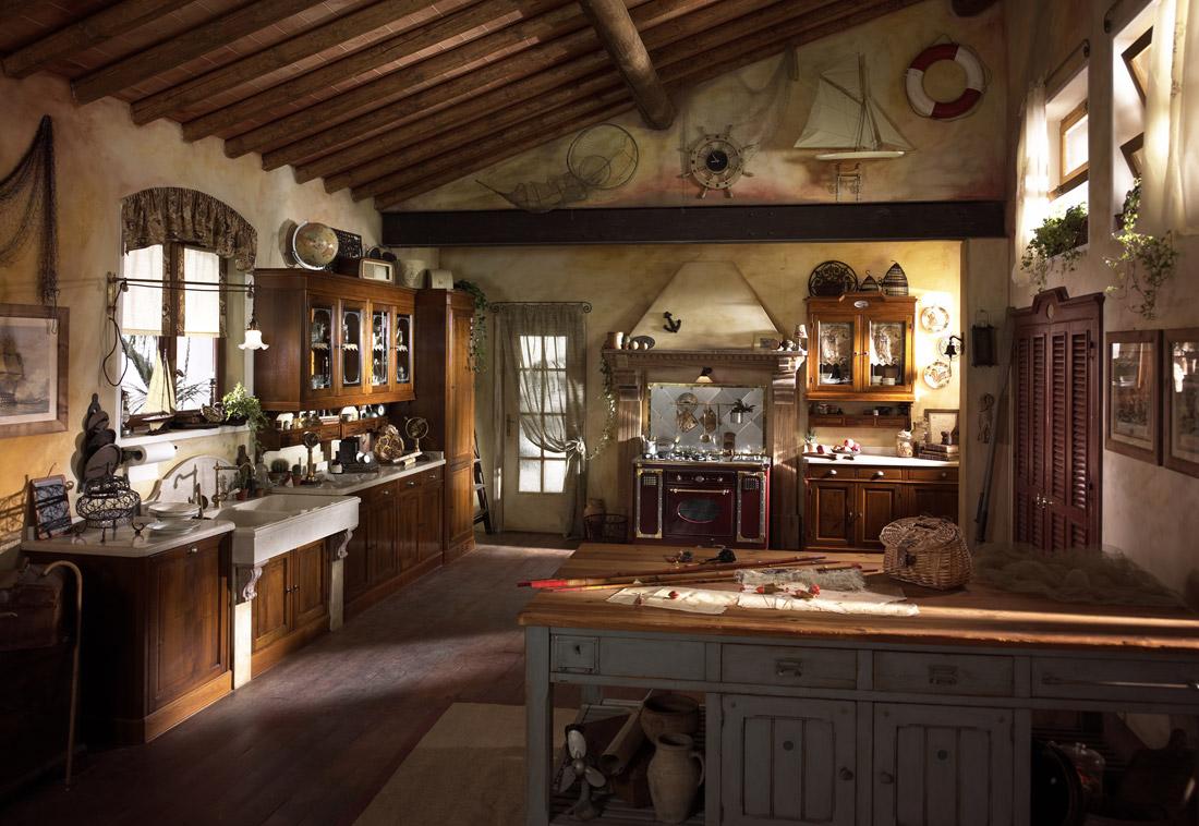 Country Chic Kitchen Valenzuela 1 By Marchi Cucine
